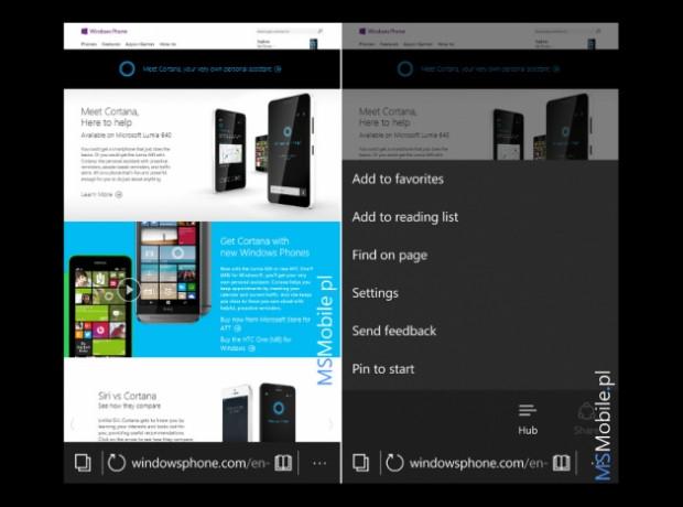 İşte Windows 10 Mobile - Page 1