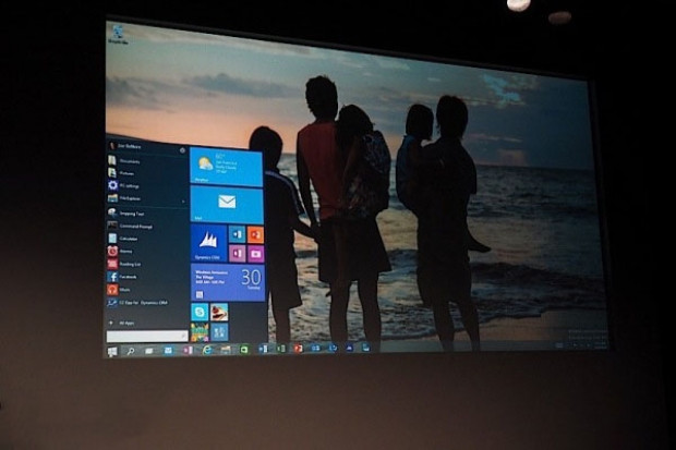İşte Windows 10'dan ilk görüntüler - Page 2