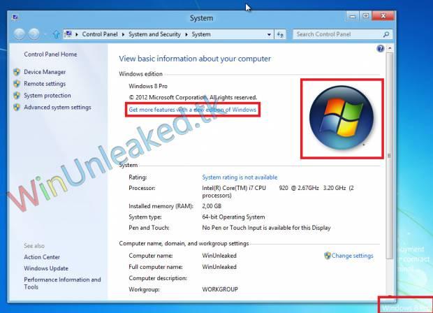 İşte Windows 8 Pro'dan ilk görüntüler! -GALERİ - Page 4