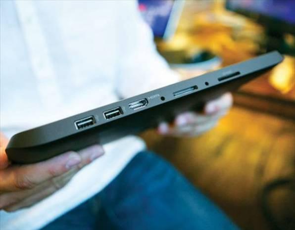 İşte Windows 8'li HP ElitePad 900 - Page 1