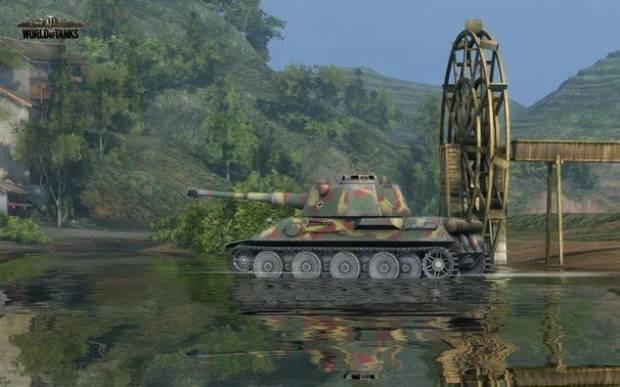 İşte World of Tanks - Yeni Tank Sınıfları ekran görüntüleri - Page 2