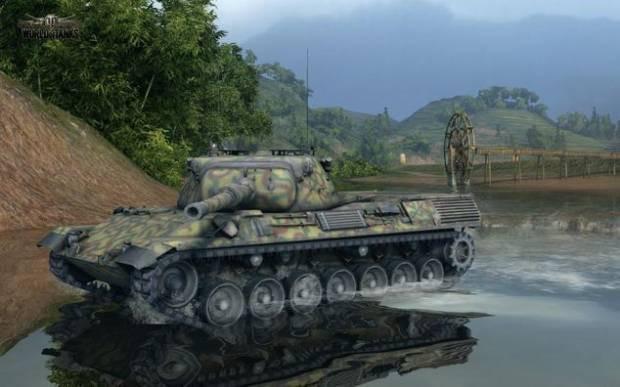 İşte World of Tanks - Yeni Tank Sınıfları ekran görüntüleri - Page 4
