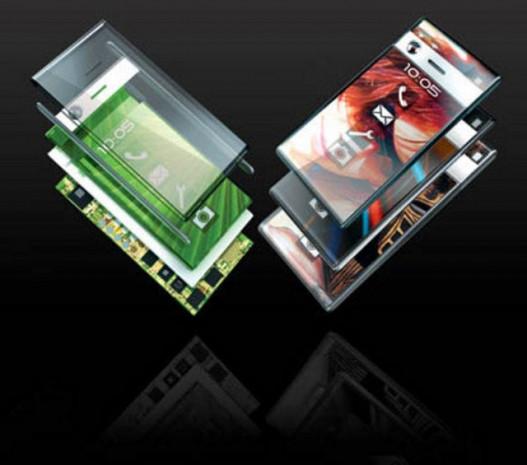 İşte yakın zamanın 'cep' telefonları ve onların konsept tasarımları - Page 1