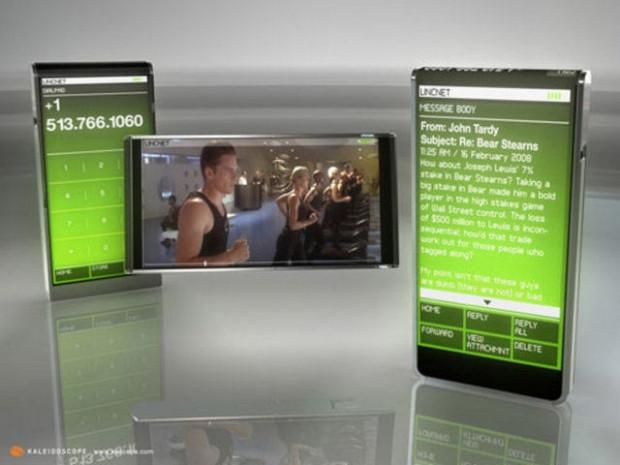 İşte yakın zamanın 'cep' telefonları ve onların konsept tasarımları - Page 4