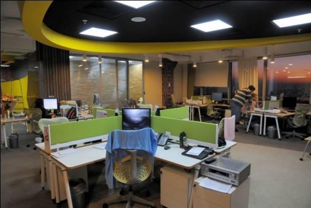 İşte Yandex'in müthiş ofisleri! -GALERİ - Page 1