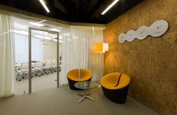 İşte Yandex'in müthiş ofisleri! -GALERİ - Page 4