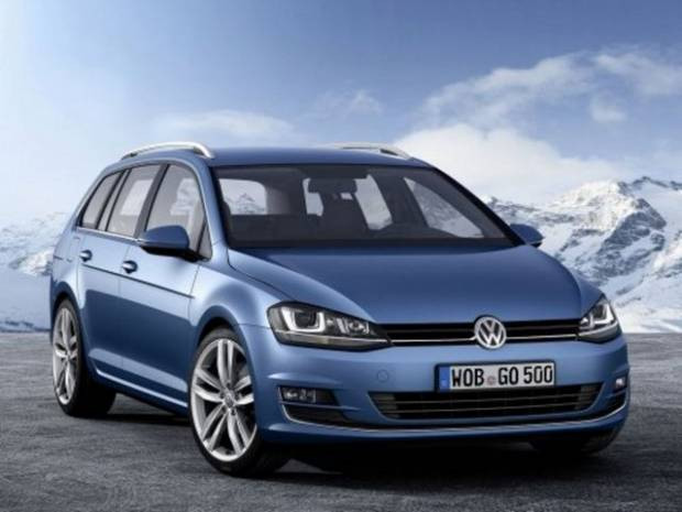 İşte yedinci nesil 2014 Volkswagen Golf Variant! - Page 4