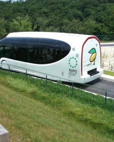 İşte yeni nesil otobüs tasarımları! - Page 1