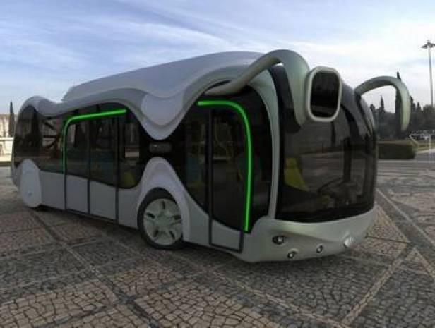 İşte yeni nesil otobüs tasarımları! - Page 4