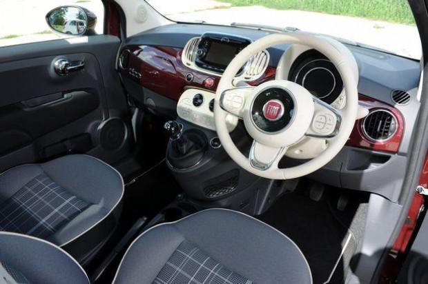 İşte yenilenen Fiat 500 - Page 1