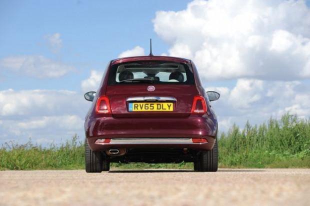 İşte yenilenen Fiat 500 - Page 2