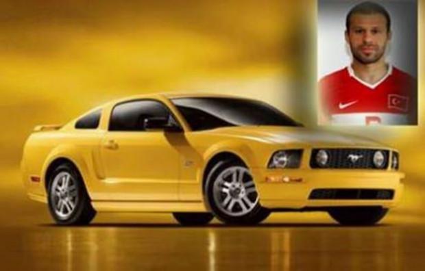 İşte yıldız sporcular ve otomobilleri - Page 3