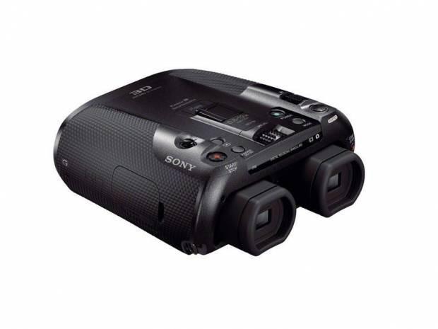 İster kamera ister dürbün Sony DEV-50'yi tanıttı! - Page 1