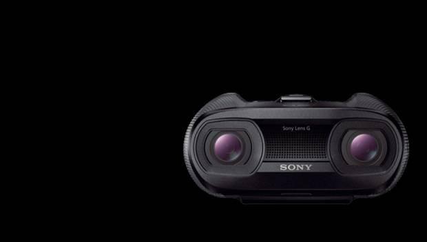 İster kamera ister dürbün Sony DEV-50'yi tanıttı! - Page 3
