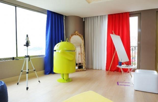 İstanbul'da, Google'ın akıllı ürünleriyle donattığı evi! - Page 4