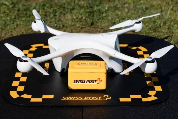 İsviçre hastaneleri arasında laboratuvar örneklerini Drone ile taşıyacak - Page 3