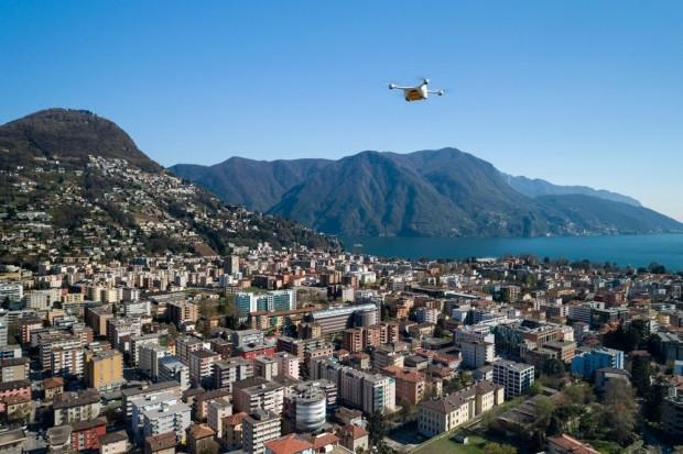 İsviçre hastaneleri arasında laboratuvar örneklerini Drone ile taşıyacak - Page 4