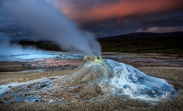 İzlanda gayzerlerinden sizleri büyüleyecek 6 muhteşem manzara - Page 1