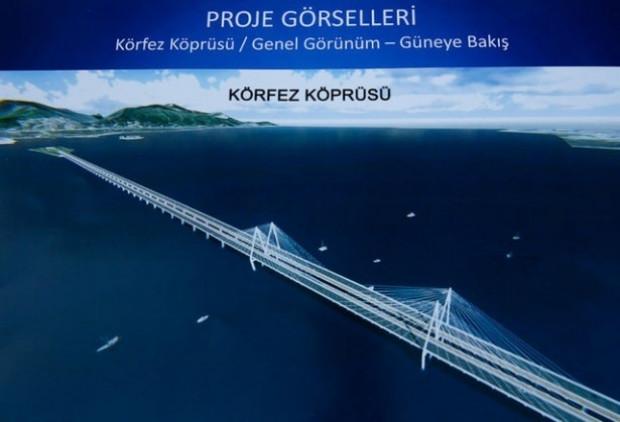 İzmir Körfez Geçişiyle yapay ada geliyor - Page 1