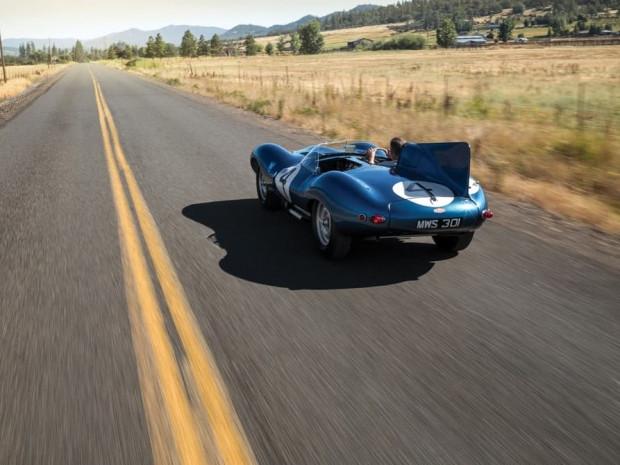 Jaguar D-Tipi yeniden sahalara döndü - Page 2