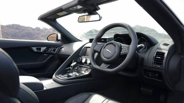 Jaguar F Tipi yol testi - Page 2