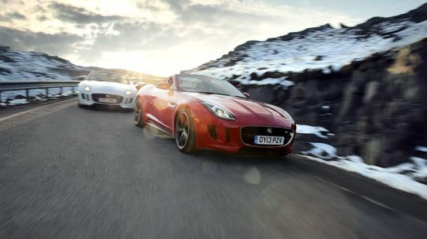Jaguar F Tipi yol testi - Page 3