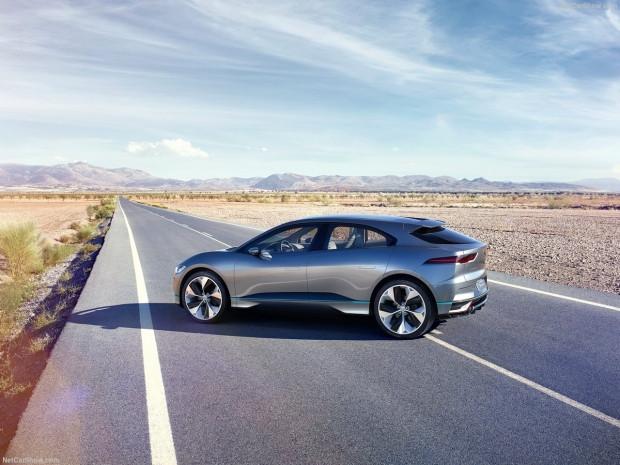 2016 model Jaguar I-Pace konsepti - Page 3