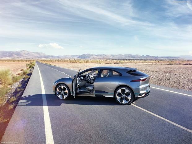 2016 model Jaguar I-Pace konsepti - Page 4