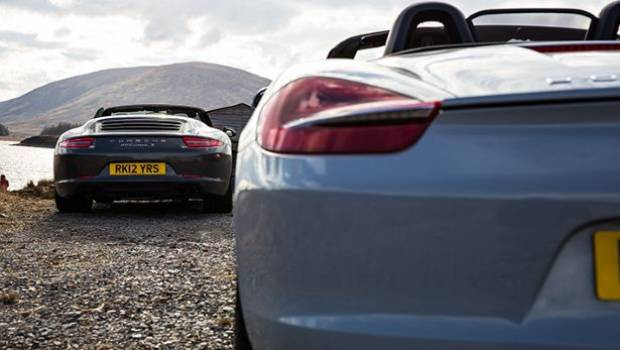 Jaguar Porsche'a karşı! - Page 4