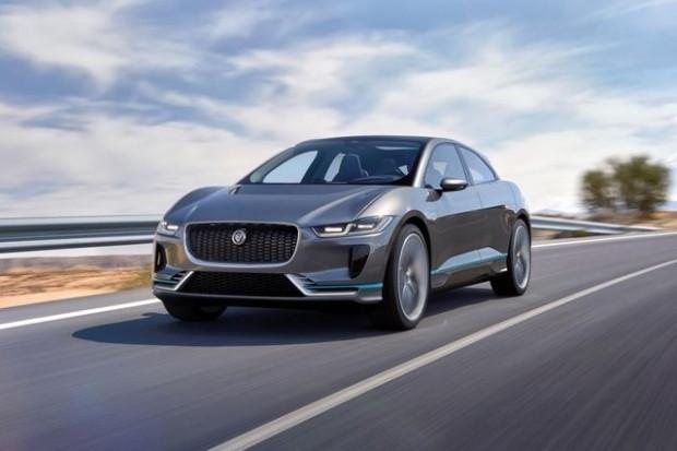 Jaguar tarafından üretilecek ilk elektrikli otomobil - Page 1