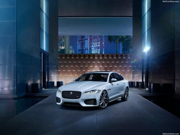 Jaguar XF 2016 konseptini sergiledi - Page 4