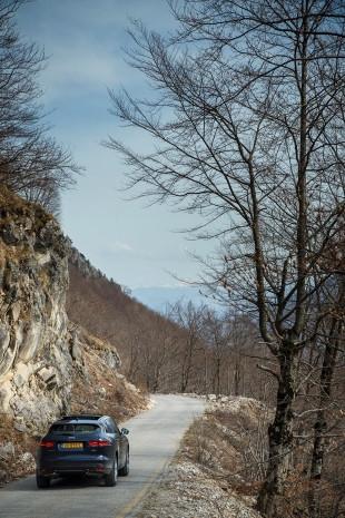 Jaguar'ın ilk SUV modeli F-Pace ülkemizde! - Page 3