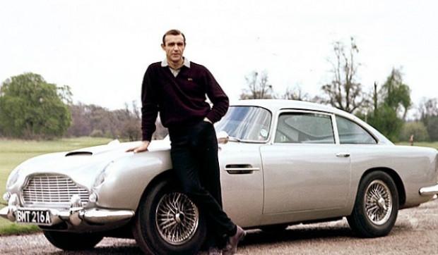 James Bond filmlerinin dikkat çeken arabaları - Page 1