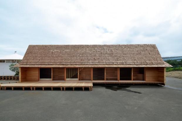 Japon mimarlar geleceğin konutlarını tasarladı - Page 1