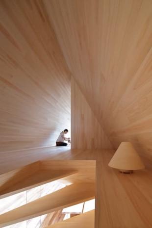 Japon mimarlar geleceğin konutlarını tasarladı - Page 3