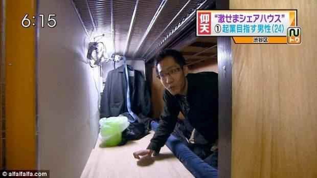 Japonlar bu tabutlara ev gibi kira ödüyor - Page 4