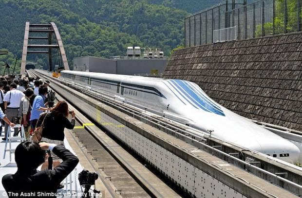 Japonlar hızlı trende sınırları zorluyor - Page 3