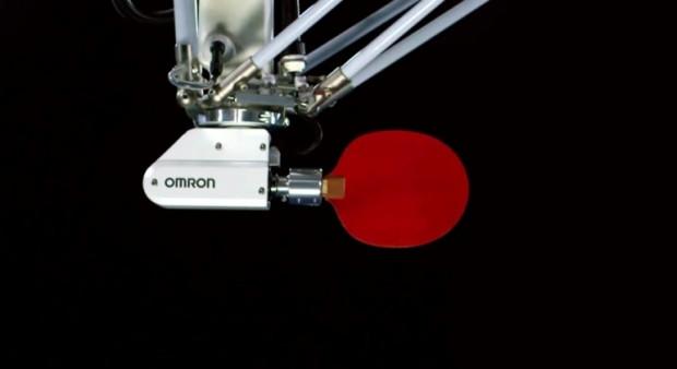 Japonlar Pin Pon oynayan robot geliştirdi - Page 4