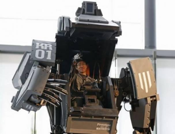 Japonlardan devasa robot! - Page 3