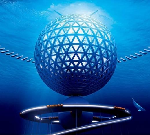 Japonlar'ın 'Modern Atlantis' projesi! - Page 2