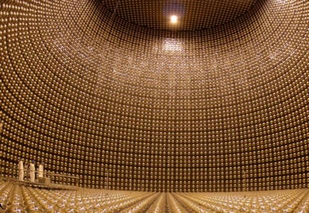 Japonya'daki bir yeraltı laboratuvarı şaşırtıyor - Page 1