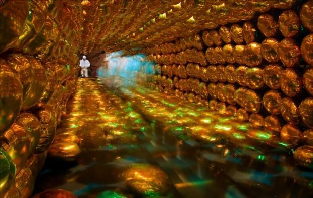 Japonya'daki bir yeraltı laboratuvarı şaşırtıyor - Page 2