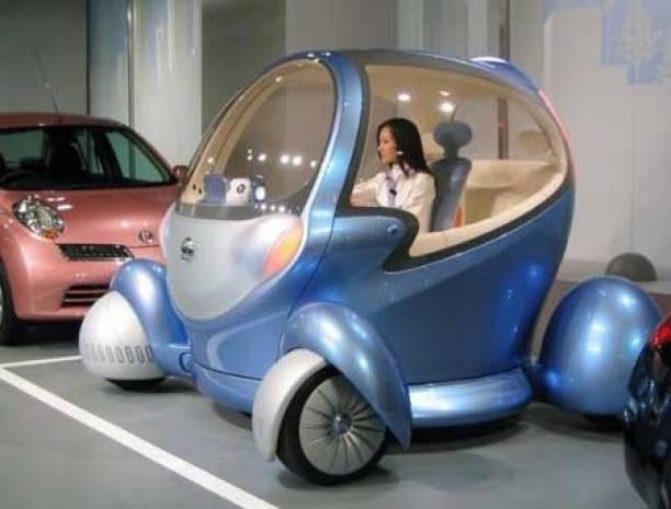 Japonya'dan ilginç otomobiller - Page 1