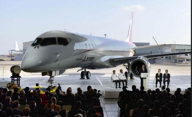 Japonya'nın yerli yolcu uçağı - Page 1