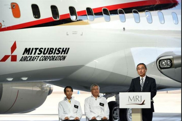 Japonya'nın yerli yolcu uçağı - Page 3