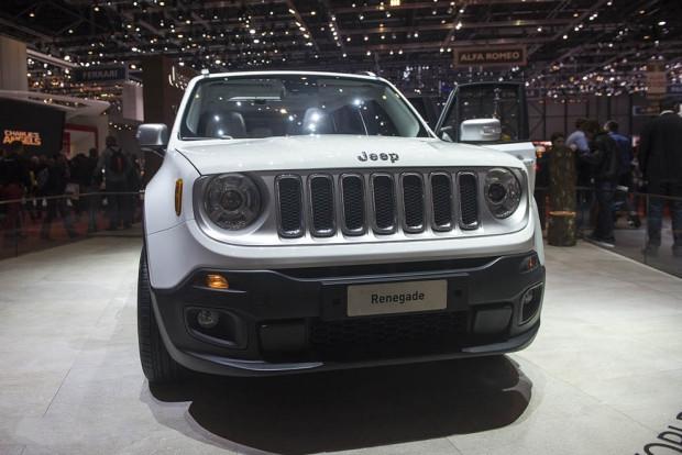 Jeep Renegade Fiat'ın yepyeni konsepti! - Page 4