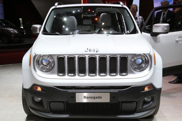 Jeep'in en küçük modeli Renegade - Page 2