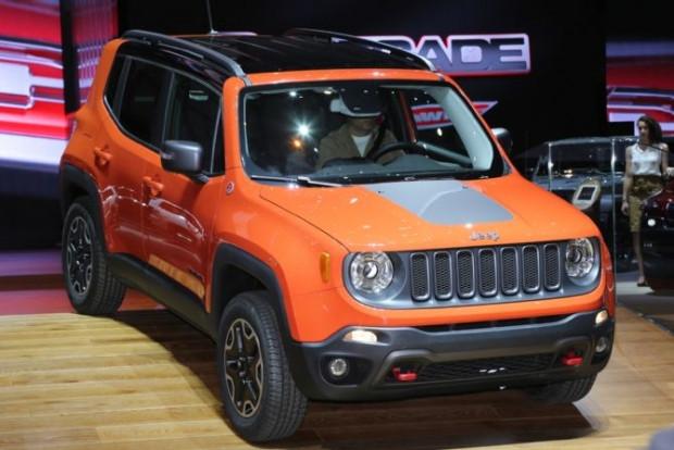 Jeep'in en küçük modeli Renegade - Page 3