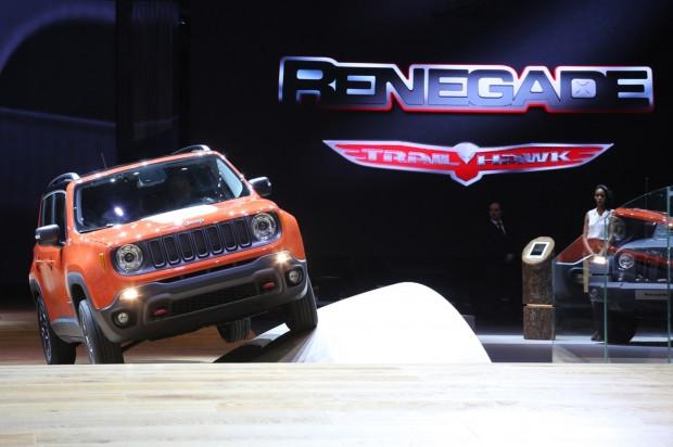 Jeep'in en küçük modeli Renegade - Page 4