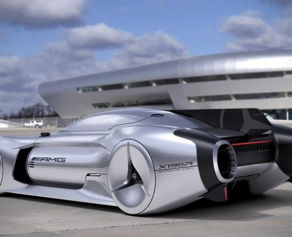 Jet motorlu Mercedes-Benz W196R 2040 yılında geliyor - Page 1